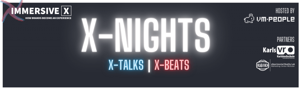 X-NIGHTS on AltspaceVR